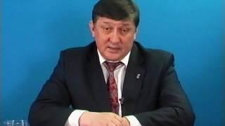 20.04.2017 - Встреча с председателем горсовета депутатов