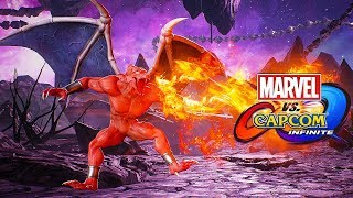 ►► Select 1080p for Best Quality HD◄◄Ultron Sigma has obtained two Infinity Stones and fused the Marvel and Capcom universes. Jedah has conspired with other villains to create a ravenous Symbiote beast. Can our heroes trust Thanos to lead them to the remaining Infinity Stones and beat back these threats? The clock is ticking, and all reality is at stakePre-order the Standard Edition and receive the Warrior Thor and Evil Ryu Premium Costumes.Pre-order the Deluxe Edition, which includes the main game, 2017 Character Pass and Warrior Thor, Evil Ryu, Gladiator Hulk and Command Mission X Premium Costumes!Pre-Order the Collector's Edition to get four detailed statues, LED-fueled Infinity Stone replicas and the Deluxe Edition content!Marvel vs. Capcom: Infinite will feature a variety of exciting and accessible single player modes and rich multi-player content for new players and longtime fans alike.In addition to single player Arcade, Training and Mission modes, a visually stunning and immersive cinematic Story Mode will put players at the center of both universes as they battle for supremacy against powerful forces and a new villain.FeaturesReborn Rivalries: Universes collide once again in this all-new crossover clash for the ages, where players select their favorite Marvel and Capcom characters and engage in accessible and action-packed 2v2 partner battles. Infinite Power: Pulled from classic Marvel lore, unique and game-changing Infinity Stones can be implemented into players' strategies as a way to influence the outcome of battle. Each Infinity Stone provides a unique advantage to the player and represents a different aspect of the universe: power, space, time, reality, soul, and mind.Iconic Heroes: Choose from a diverse roster of fan favorite characters pulled from Marvel and Capcom universes, including Iron Man and Captain America from the Marvel side, and Ryu and Mega Man X from Capcom. Many more playable characters will be revealed in the future.Cinematic Story: He