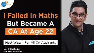 Video Every CA Aspirant Must Follow This Mantra | CA Kapil Malhotra | Josh Talks MP3, 3GP, MP4, WEBM, AVI, FLV Desember 2018