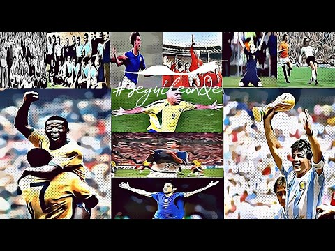 "1930-2018 FIFA World Cup Winners (original Voices) ""World Champions"" (Rimet & FIFA World Cup)"