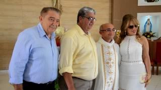 Missa pela ocasião dos 23 anos de emancipação politica em Vieirópolis