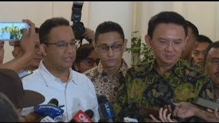 Video Ahok Terima Anies Baswedan di Balai Kota MP3, 3GP, MP4, WEBM, AVI, FLV Juni 2017