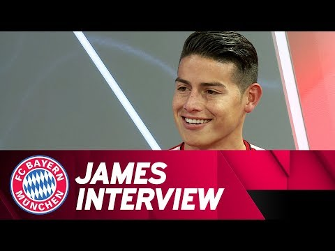 """The Right Decision!""🎙 - James Rodríguez On His First Months At FC Bayern"