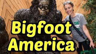 multiple Bigfoot generations living in Whitehall, NY