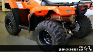 8. 2014 Honda FourTrax Rancher 4x4  - RideNow Powersports Pe...