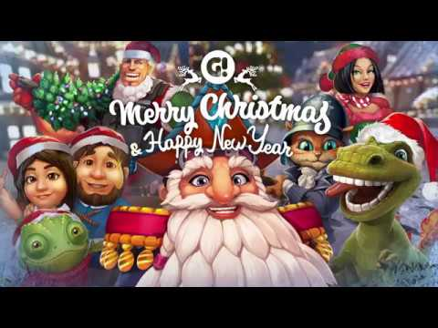 Game Insight - Merry Christmas and Happy New Year!