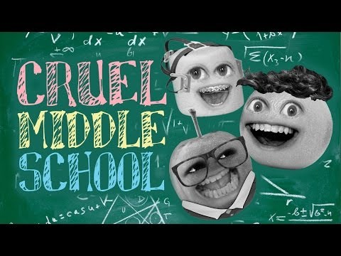 school - Orange and the gang recount their Middle School misadventures! Special Guest Stars Greg Benson and Brittani Louise Taylor! Watch the ENTIRE season #1 of my TV show on Hulu: http://hulu.com/annoyin...