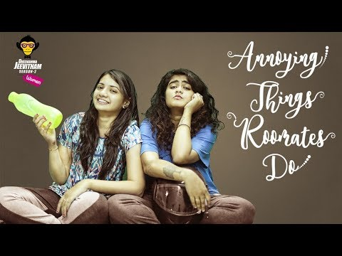 Annoying Things Roommates Do || DJ Women