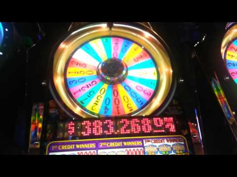 AMAZING Run with $20 – Wheel of Fortune Slot – HUGE WIN!!
