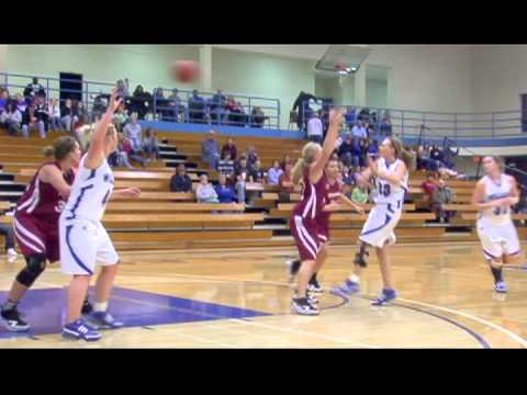 Stephens College 2010-2011 Basketball Highlights