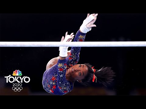 Best of Day 2 at the Tokyo Olympics: Simone Biles takes the mat | NBC Sports