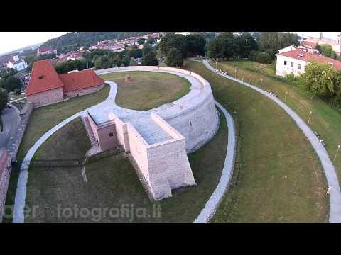 Vilnius Drone Video