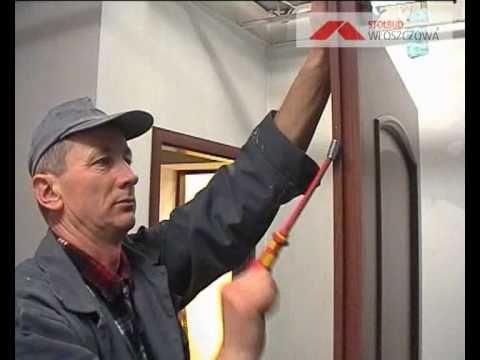Instrukcja montażu ościeżnic i drzwi firmy Stolbud Włoszczowa