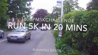 180bpm5kchallenge map video