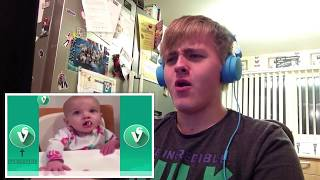 Video Try Not To Laugh Challenge - FunnyKids Fails Compilation 2017 REACTION MP3, 3GP, MP4, WEBM, AVI, FLV Maret 2018