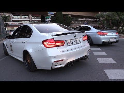 The BEST BMW M ENGINE SOUNDS! M5 E60, M3 F80, M4 F82, M6 & More!