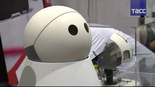 Стартап Mayfield Robotics представил эмоционального робота Kuri