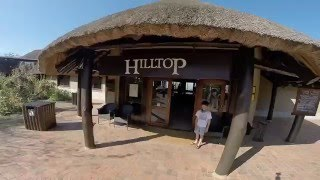Hluhluwe South Africa  city pictures gallery : Hilltop at Hluhluwe Game Reserve, KwaZulu-Natal, South Africa