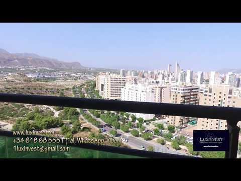 Купить новую квартиру в Бенидорме (Ла Кала) с видом на море и горы от 131.000 евро