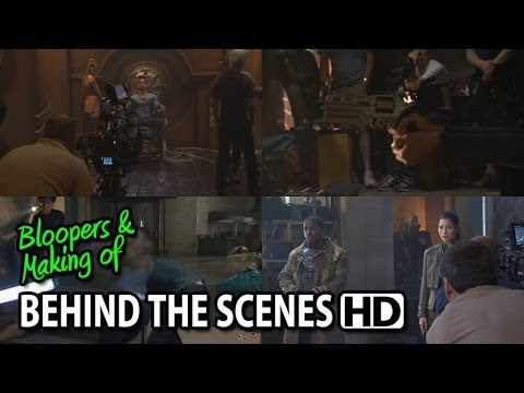 Total Recall (2012) Making of & Behind the Scenes (Part1/3)