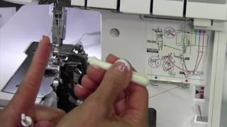 Learn how to change needles on the Bernina L450 serger.Check out all the free Bernina L 450 overlock tutorial videos over at SewingMastery.comhttps://sewingmastery.com/bernina-l450/SewingMastery.com - Sign up to be notified via e-mail of Sara's future online courses!http://www.sewingmastery.comFacebook https://www.facebook.com/SewingMasteryTwitter https://twitter.com/sewingmasterySewing Mastery's Recommended Craftsy Classes http://craftsy.me/SaraSnuggerud_rec