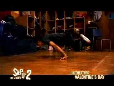 "Step Up 2 the Streets (Dance Mash-up Featuring Song ""Low"" by Flo Rida)"