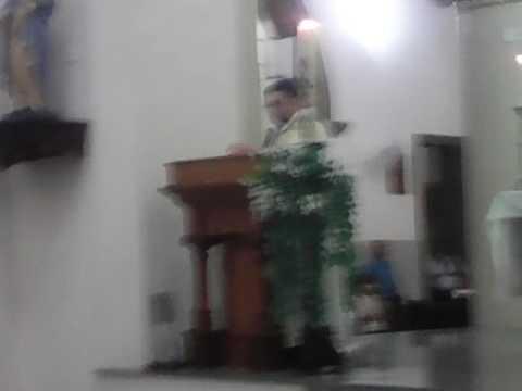 Décima quinta noite de novena a Nossa Senhora de Fátima em Barbalha