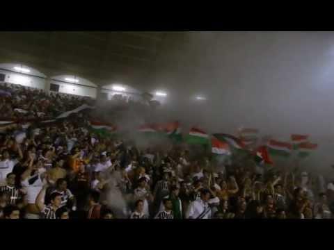 Show da Torcida - Legião Tricolor - Flu 0 x 0 Olimpia 2013 - Movimento Popular Legião Tricolor - Fluminense