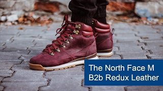 The North Face M B2b Redux Leather - фото