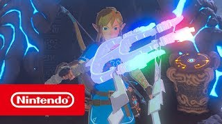 The Legend of Zelda: Breath of the Wild – Die Ballade der Recken - Trailer zur TGA 2017