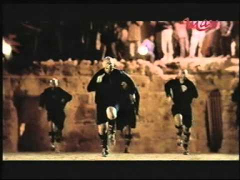 Banned Commercials  Nike - Soccer Players vs The Devil Italy