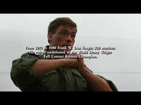 Кровавый спорт. Фильм снят на основе реальных фактах из жизни Фрэнка Дюкса - DomaVideo.Ru