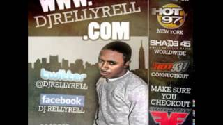 DJ RELLYRELL Mixing Reggae, Spanish, Top 40 Hits, And Rap On HOT 93.7 Connecticut