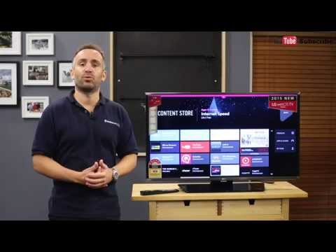 LG 40LF6300 40inch Smart Full HD LED LCD TV reviewed by product expert - Appliances Online