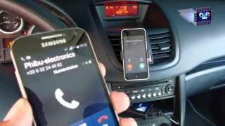 Ajouter le bluetooth et l'USB sur l'autoradio d'origine sans le remplacer
