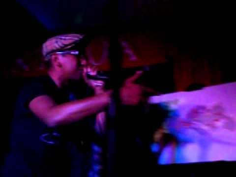 EDUARDO INIESTRA(DJ KABOOM) EN LA CONECTA NEW YORK(FIL VIDAURBANA) (видео)