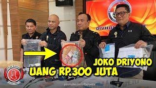 Video Joko Driyono Tersangka, Satgas Anti Mafia Bola Yakin Akan Ada TERSANGKA BARU MP3, 3GP, MP4, WEBM, AVI, FLV Februari 2019