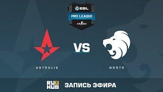 Astralis vs North - ESL Pro League S6 EU - de_inferno [Crystalmay]