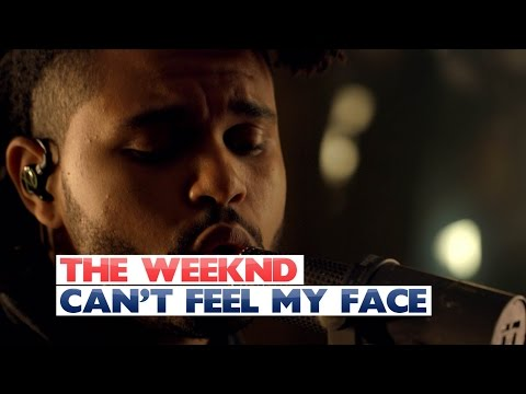 The-Weeknd-Performs--Beauty-Behind-the-Madness--Medley-For-Capital-Live-Session