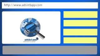adsin1app.com YouTube video