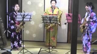 たなばたミニコンサート5・サックス演奏