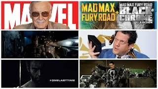 MOVIE NEWS OF THE WEEK (09/12-09/18) by The Reel Rejects