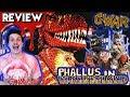 GWAR:  PHALLUS IN WONDERLAND (1992) 🍆  Horror Comedy Movie Review