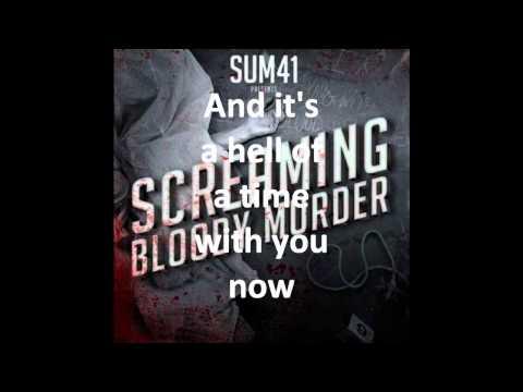 Tekst piosenki Sum 41 - Time For You To Go po polsku