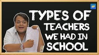 Video ScoopWhoop: Types Of Teachers We Had In School MP3, 3GP, MP4, WEBM, AVI, FLV Maret 2018