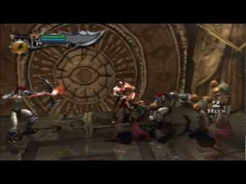 [PS2]God of war - God mode - part 16: Pandora's Bridge