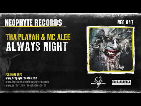 Tha Playah & MC Alee - Always Right