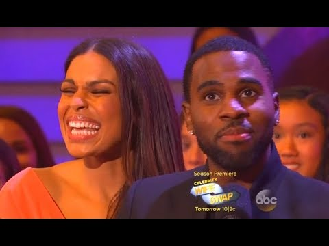 Jason Derulo & Jordin Sparks HD ~ INTERVIEW ~ Who's His Favorite??? ~ Dancing With The Stars