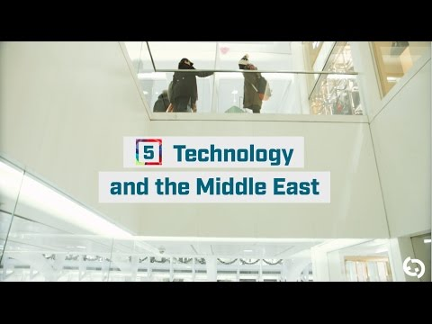 Top Risks 2017: Risk 5 - Technology and the Middle East