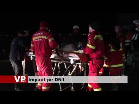 Impact pe DN1